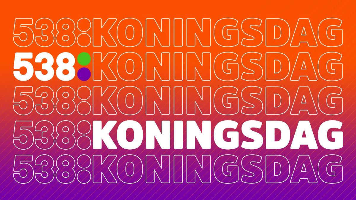 Radio 538 Koningsfeest 2021