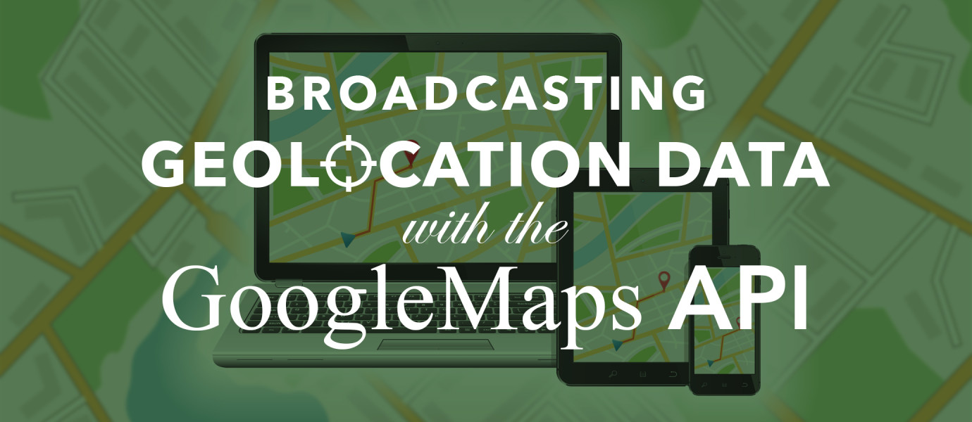 Real-time Google Maps Geolocation Tracking with JavaScript