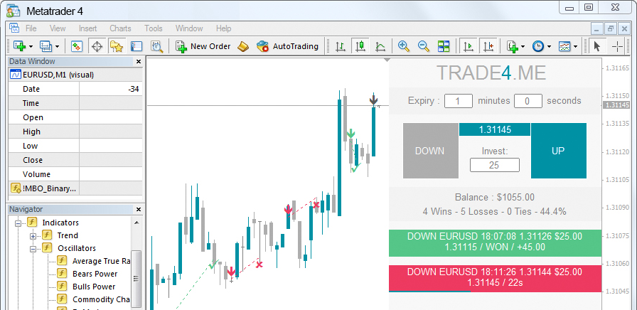Trade4me - Binary Options Trading Review