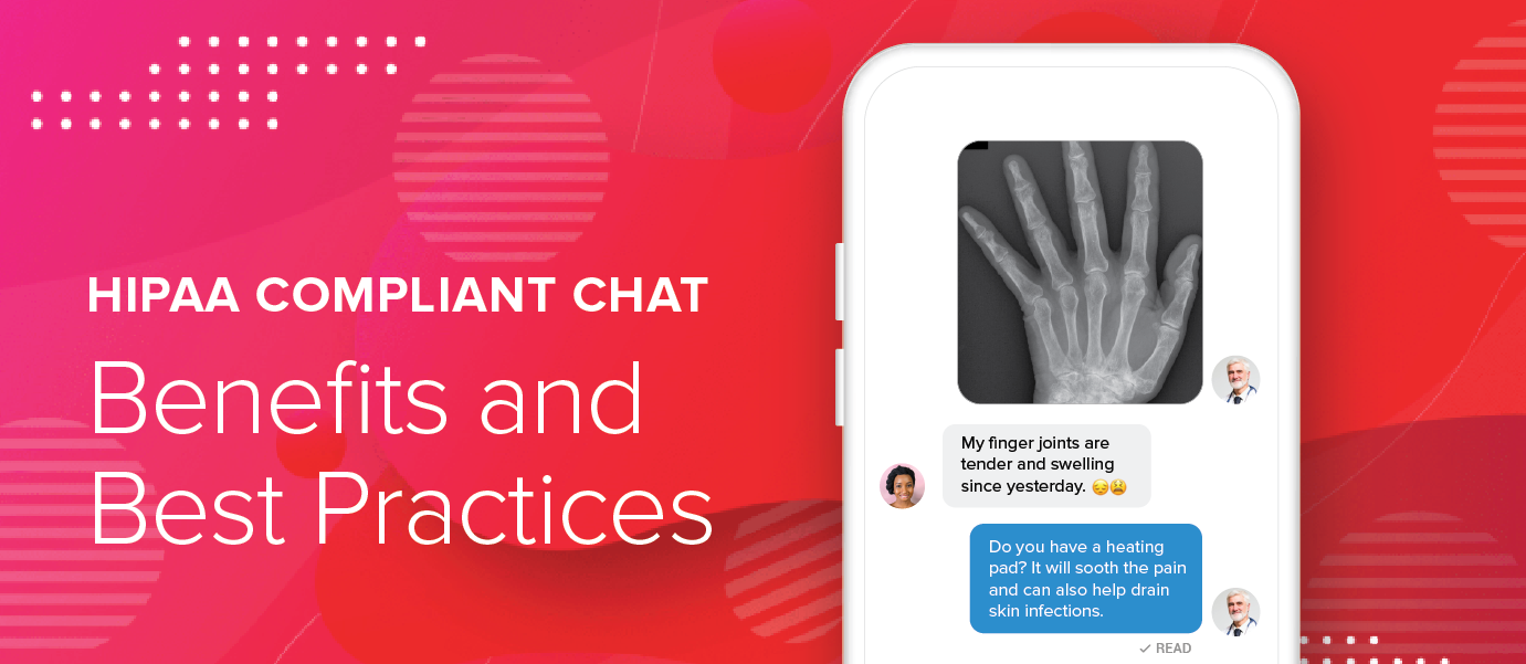 HIPAA Compliant Chat: Benefits and Best Practices