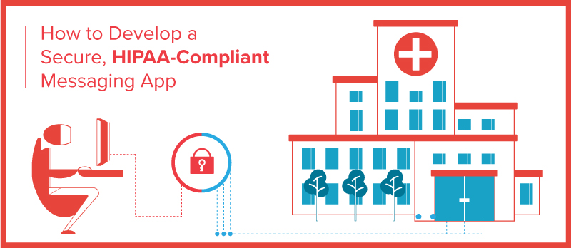 How to Develop a Secure, HIPAA-Compliant Messaging App