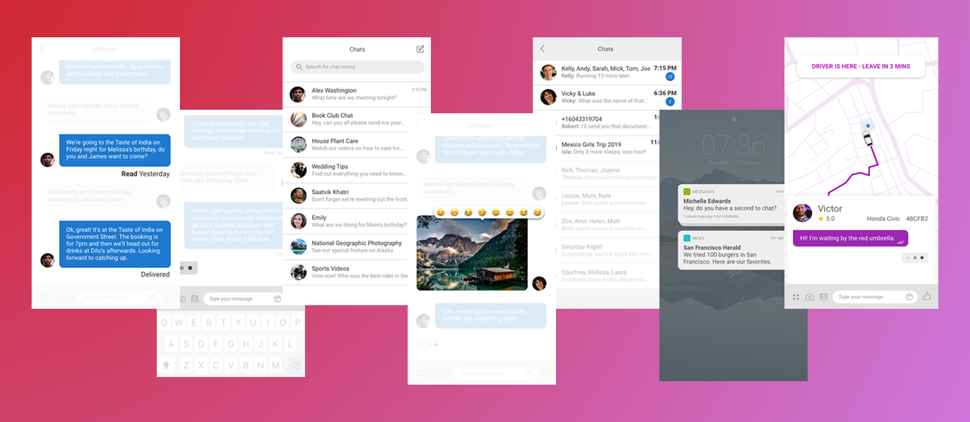 Announcing PubNub Chat: Our Flexible Chat SDK for Powerful In-App Chat