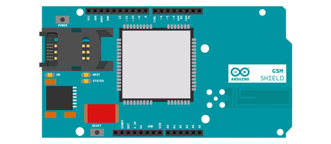 Connect Arduino GSM/GPRS Shield to a Mobile Cell Network