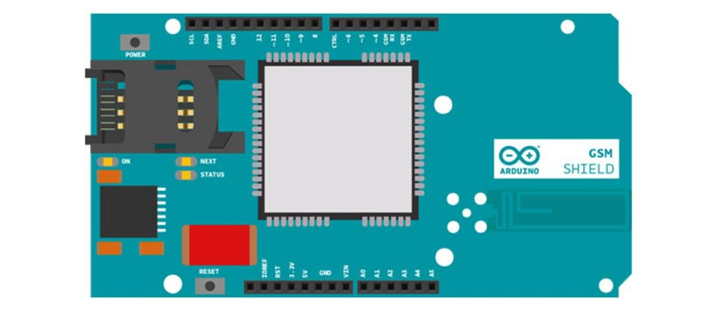 Connect Arduino Gsm Gprs Shield Cell Networks Pubnub