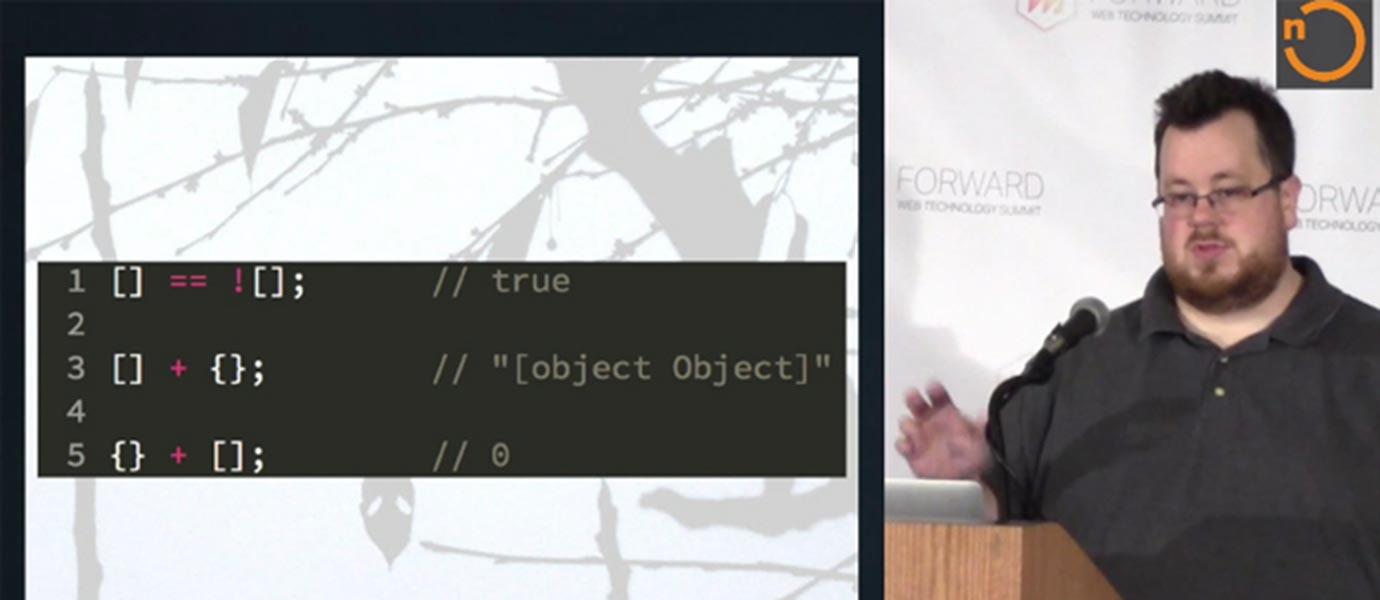 Kyle Simpson asks JavaScript: WTF?
