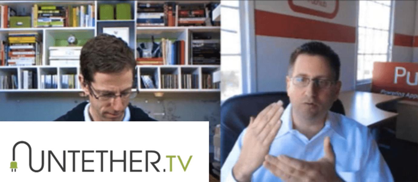 PubNub CEO Todd Greene on Untether.tv