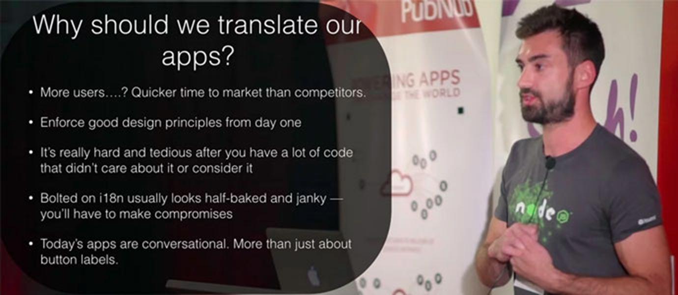 Internationalizing & Localizing Your Modern JavaScript App