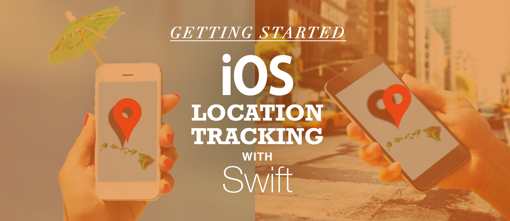 Getting Started: iOS Location Tracking and Streaming w/ Swift