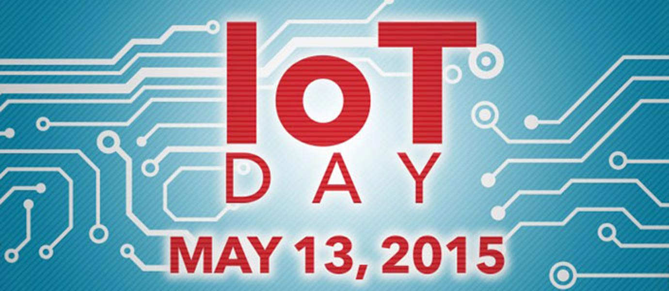 May 13th is IoT Day with PubNub and Atmel!