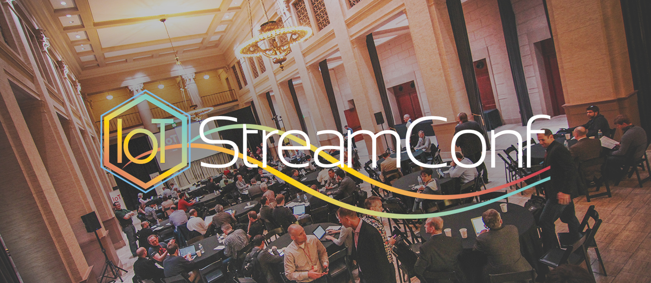 3 Hot Internet of Things Topics at IoT StreamConf 2015