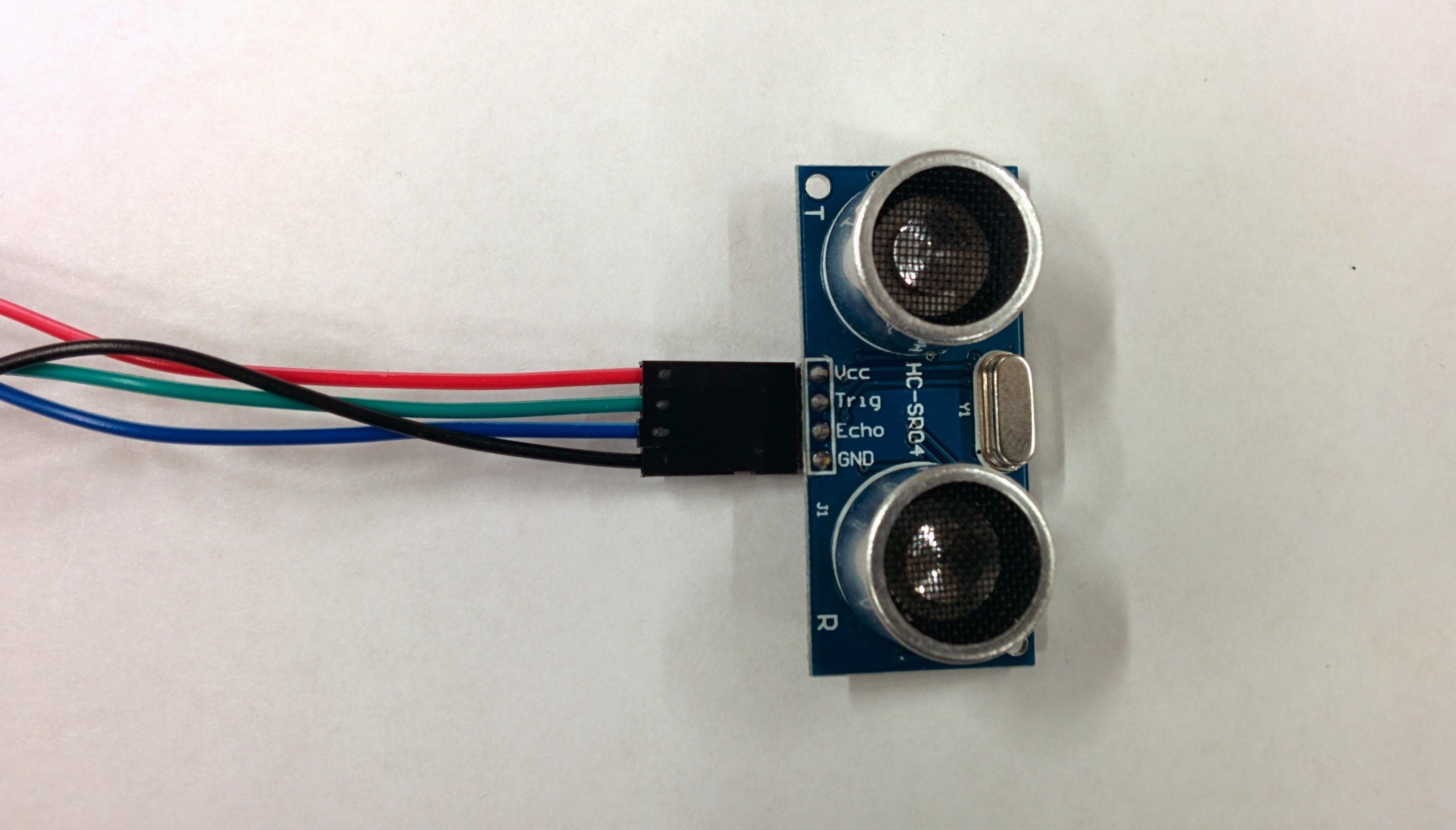 Building a Raspberry Pi Motion Sensor