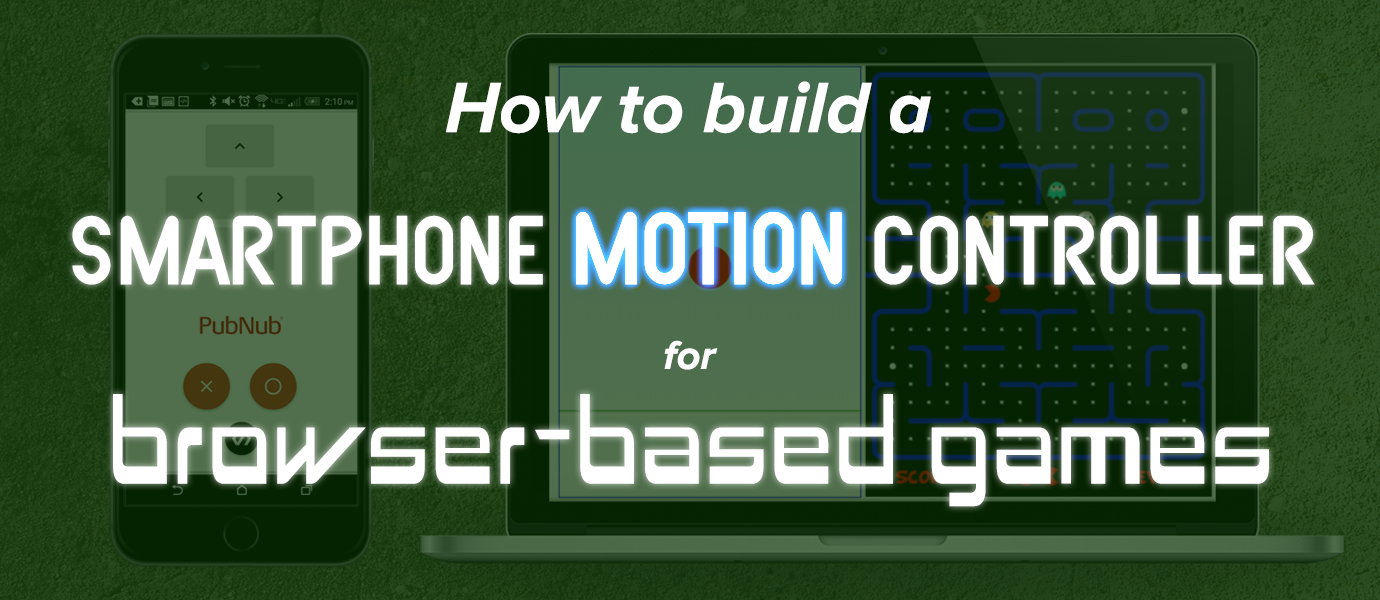 Turn Your Phone into a Motion Controller with Polymer