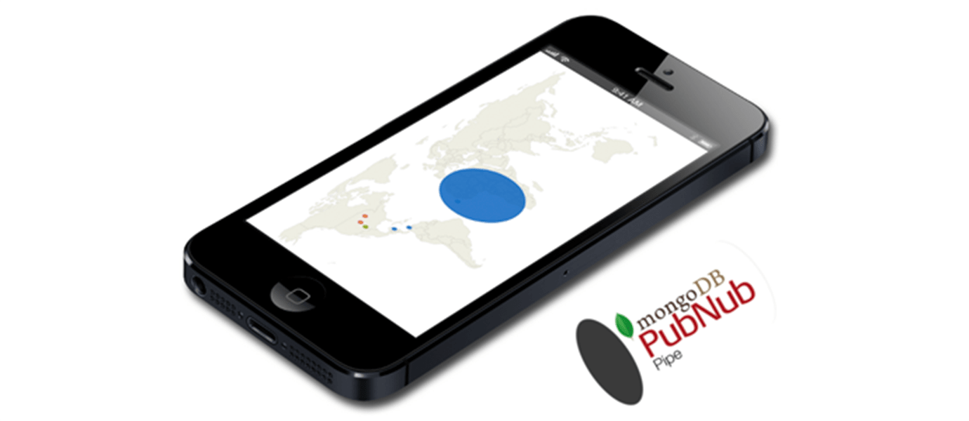 Streaming Geo Coordinates API From MongoDB: iOS App