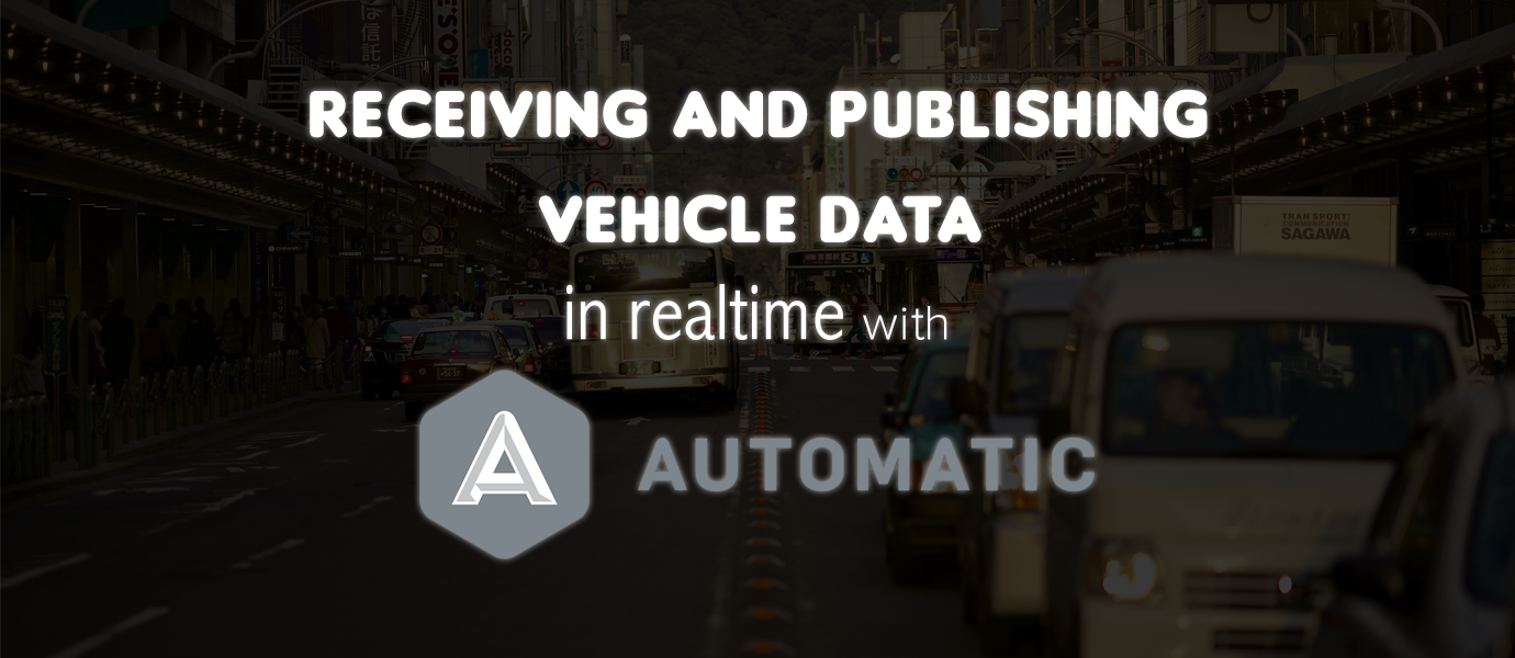 Displaying Vehicle Data with Automatic and Mapbox API (Pt 2)