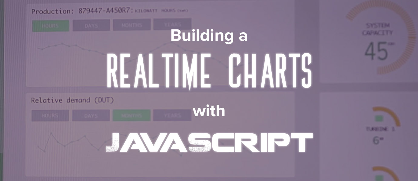 Building Realtime Charts for Live-Updating Data