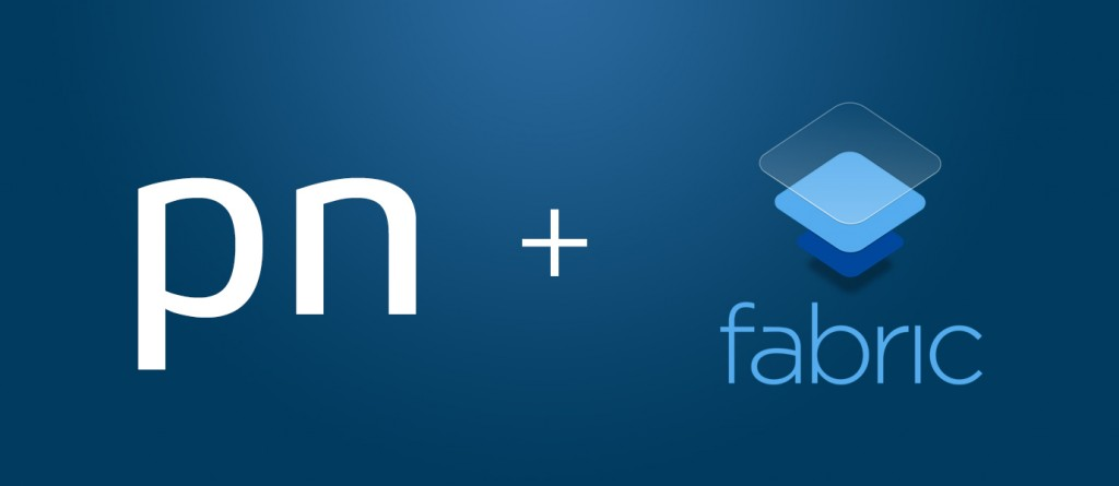 PubNub is Now Available to Twitter Fabric Developers!