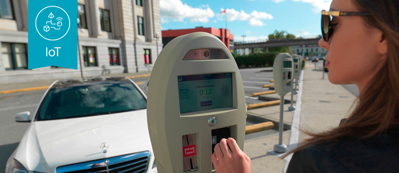 IoT-Enabled Smart Parking Meter with IBM Bluemix and PubNub