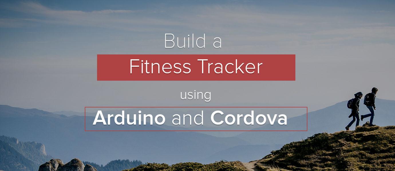 DIY Bluetooth Fitness Tracker Using Arduino and Cordova