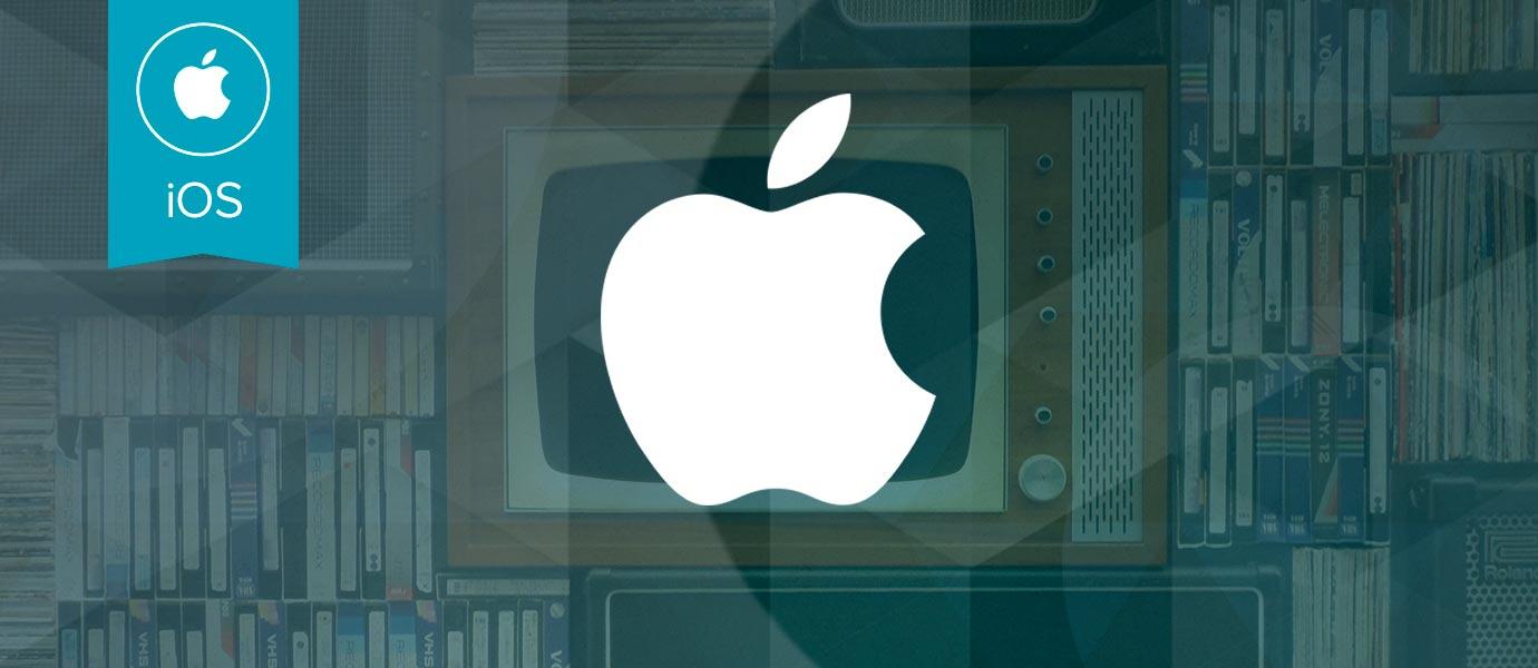 Radio Station App using Apple Music & iTunes Search API's