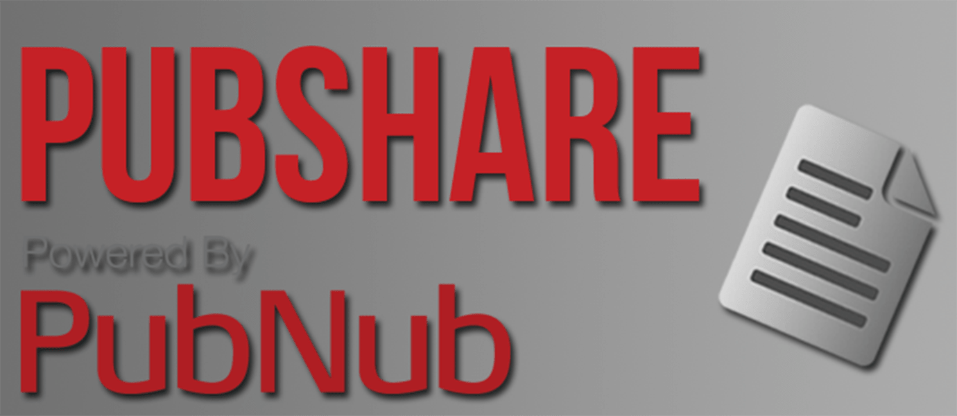 Building WebRTC Filesharing with PubShare