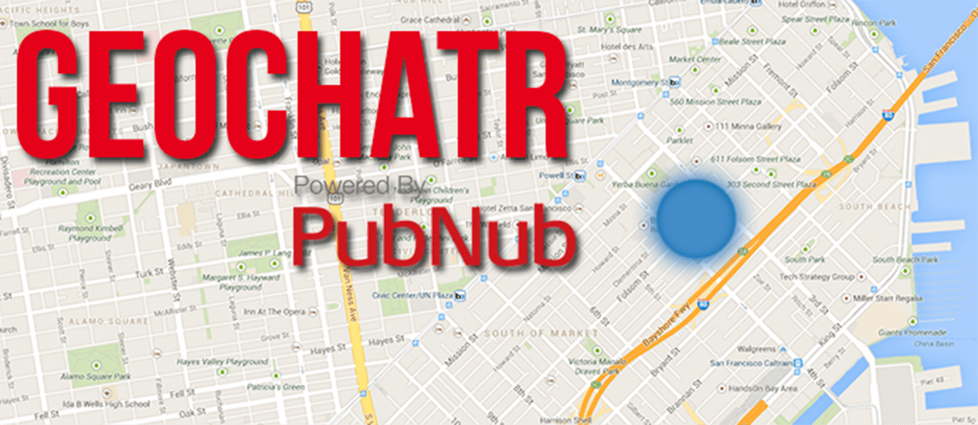 Building Real-Time Geolocation Apps With JavaScript and PubNub