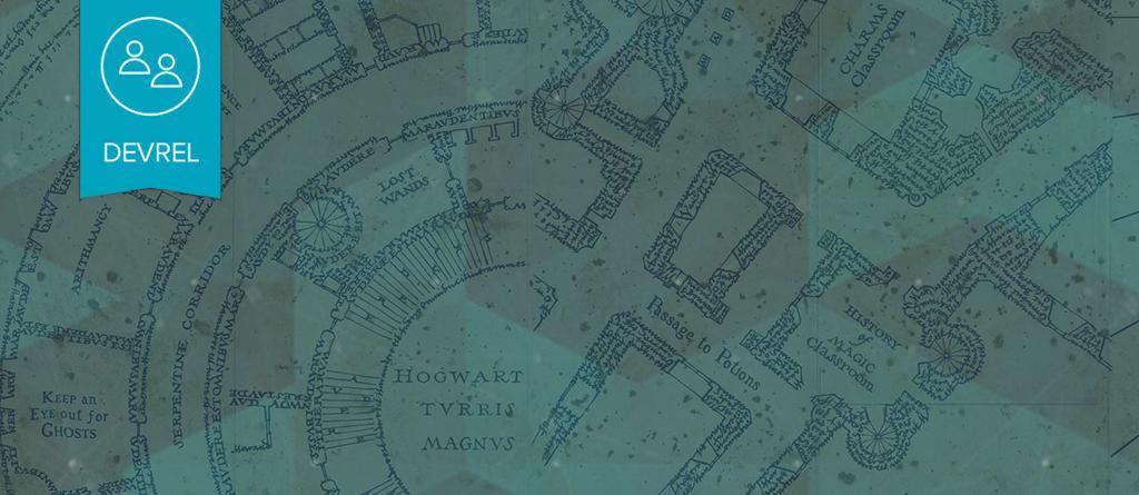 Bringing the Marauder's Map to Life at TechCrunch Disrupt London