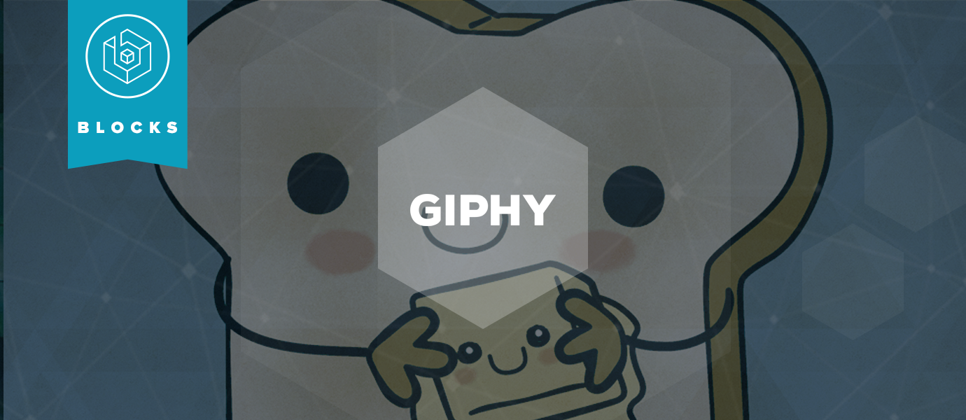 Integrate GIFs In Real time Chat App with Giphy API + BLOCKS
