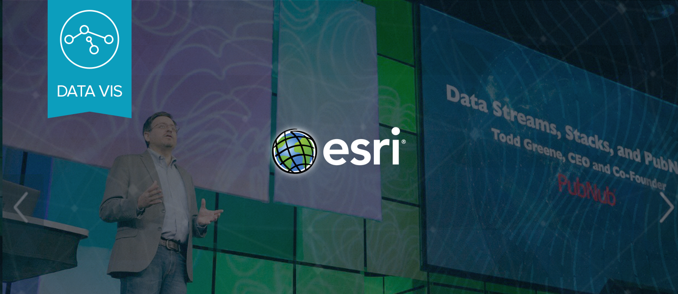 Esri Developer Summit Keynote: The Real-time Mapping Future