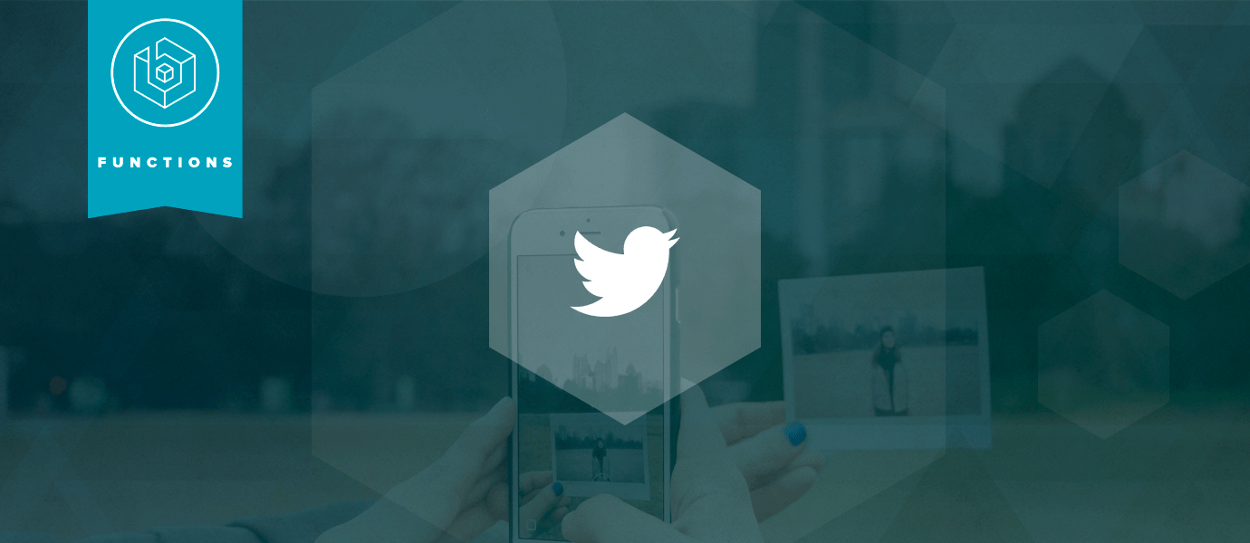 Build Twitter Into Your 3rd Party Realtime App to Publish and Delete Tweets