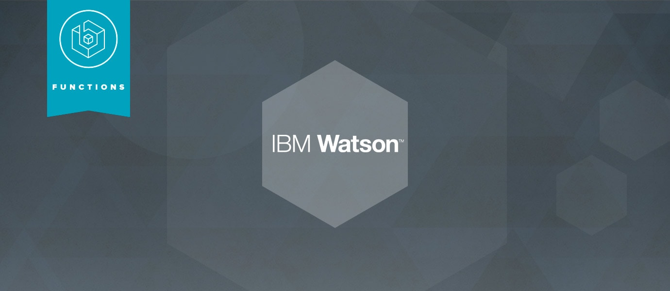 Building Smarter Apps with IBM Watson and PubNub