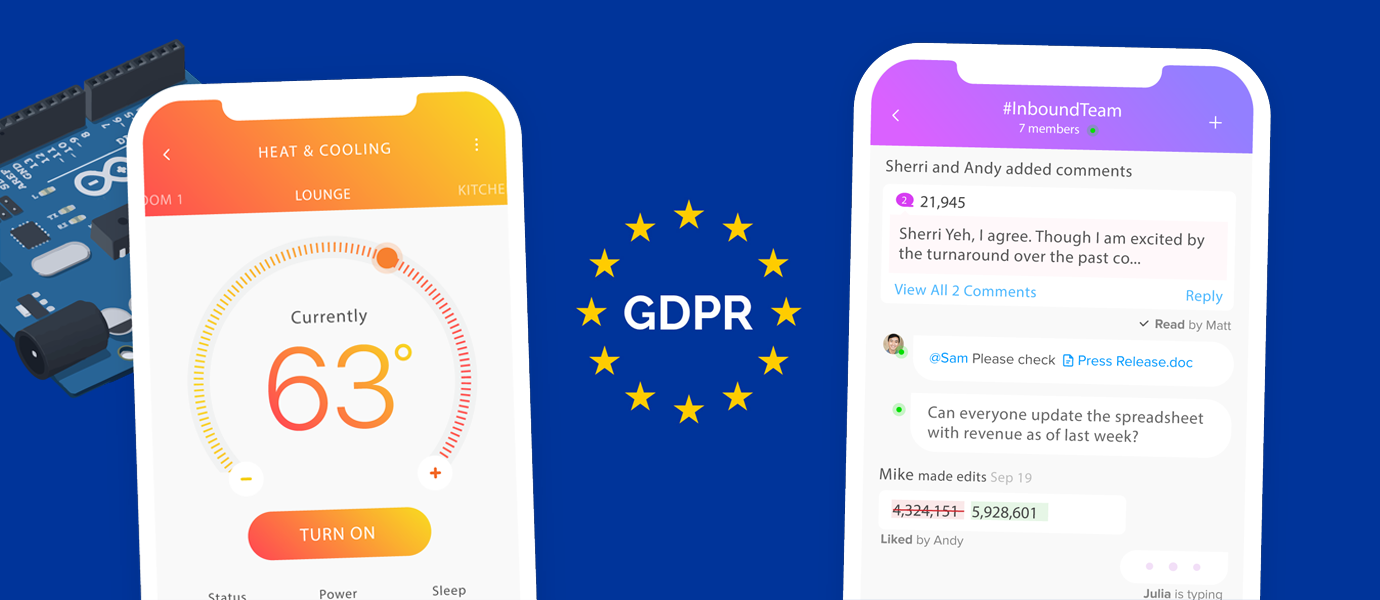 GDPR Enablement In Your PubNub Applications