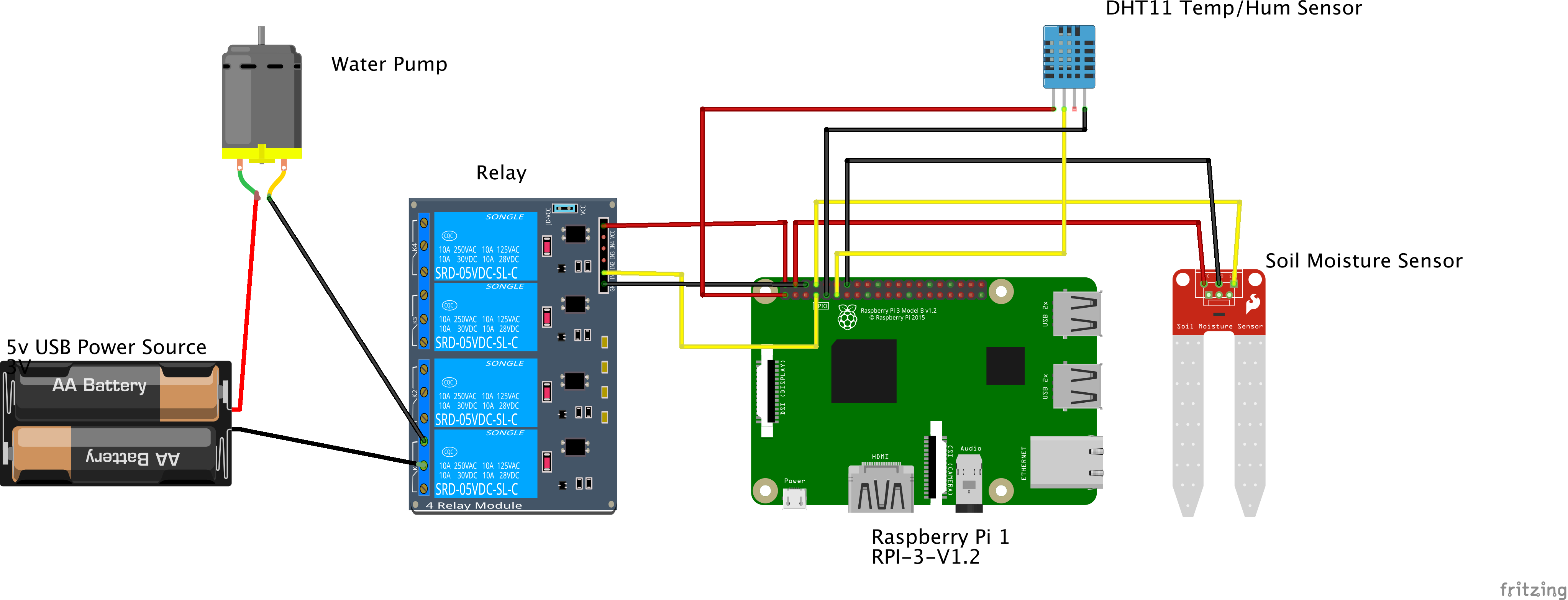 automate remote start wiring diagram build a smart  automated iot plant irrigation system with  automated iot plant irrigation system