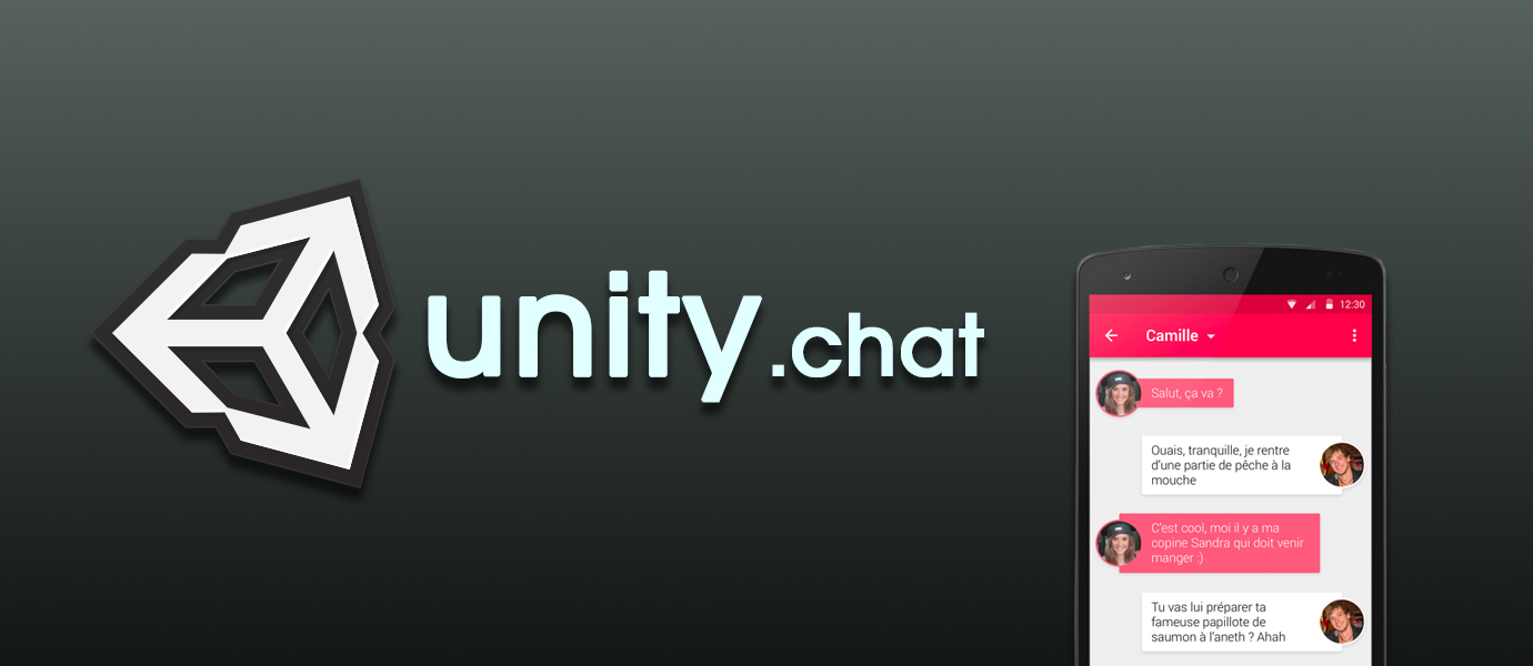 Multiplayer Game Chat Room Tutorial for Unity
