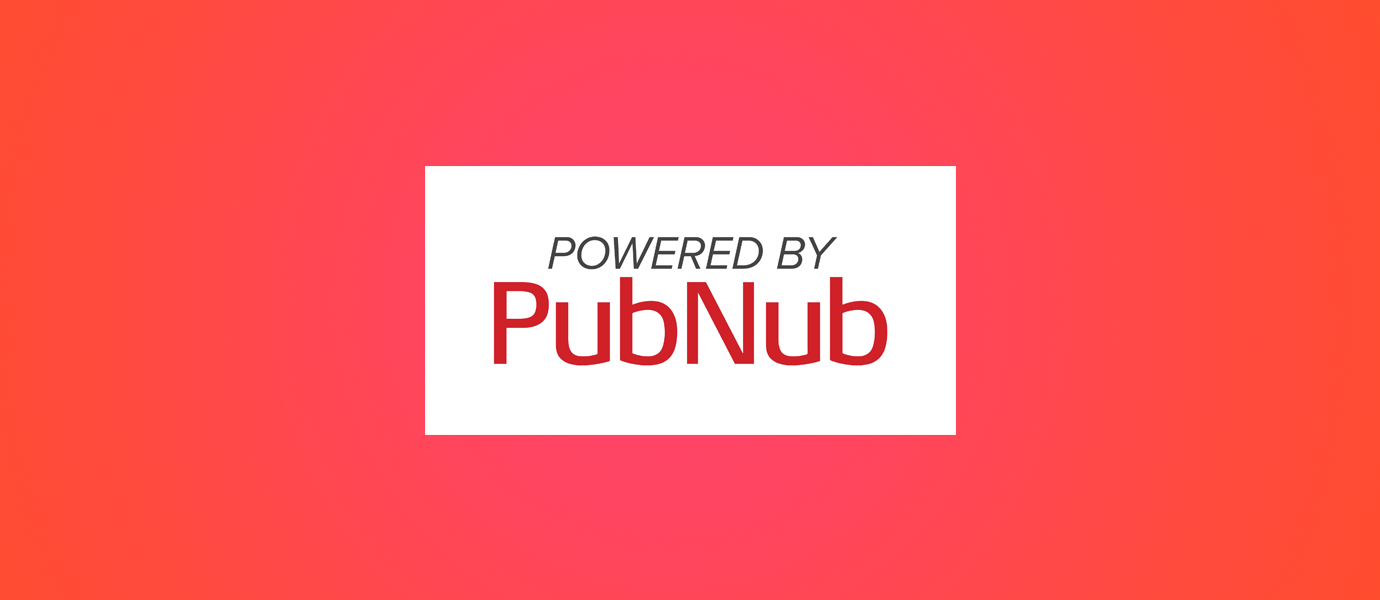 Introducing the 'Powered by PubNub' Badge – Get Free PubNub Swag