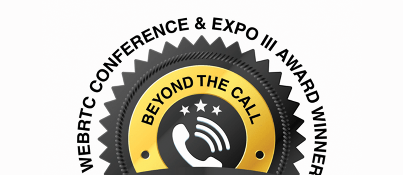PubNub's WebRTC Video Chat App wins 'Beyond the Call' Award