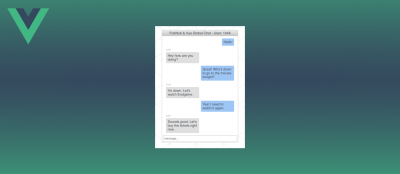 How to Build a Group Chat App with Vue.js