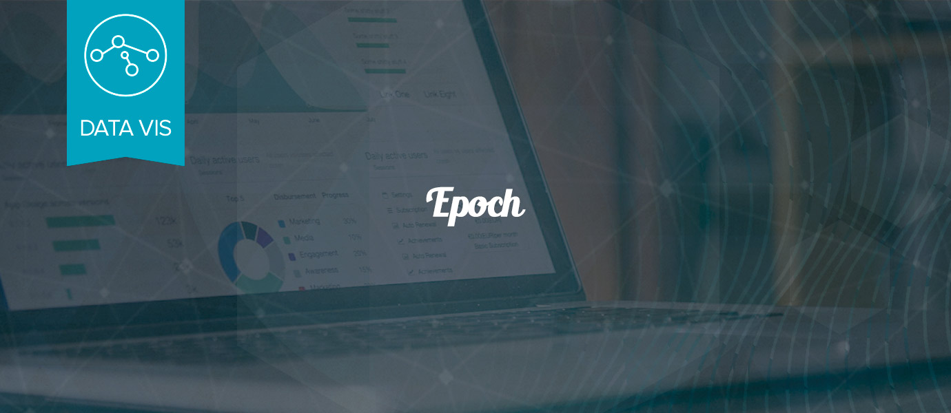 Real-time Visualizations & Dashboards with Epoch and Python