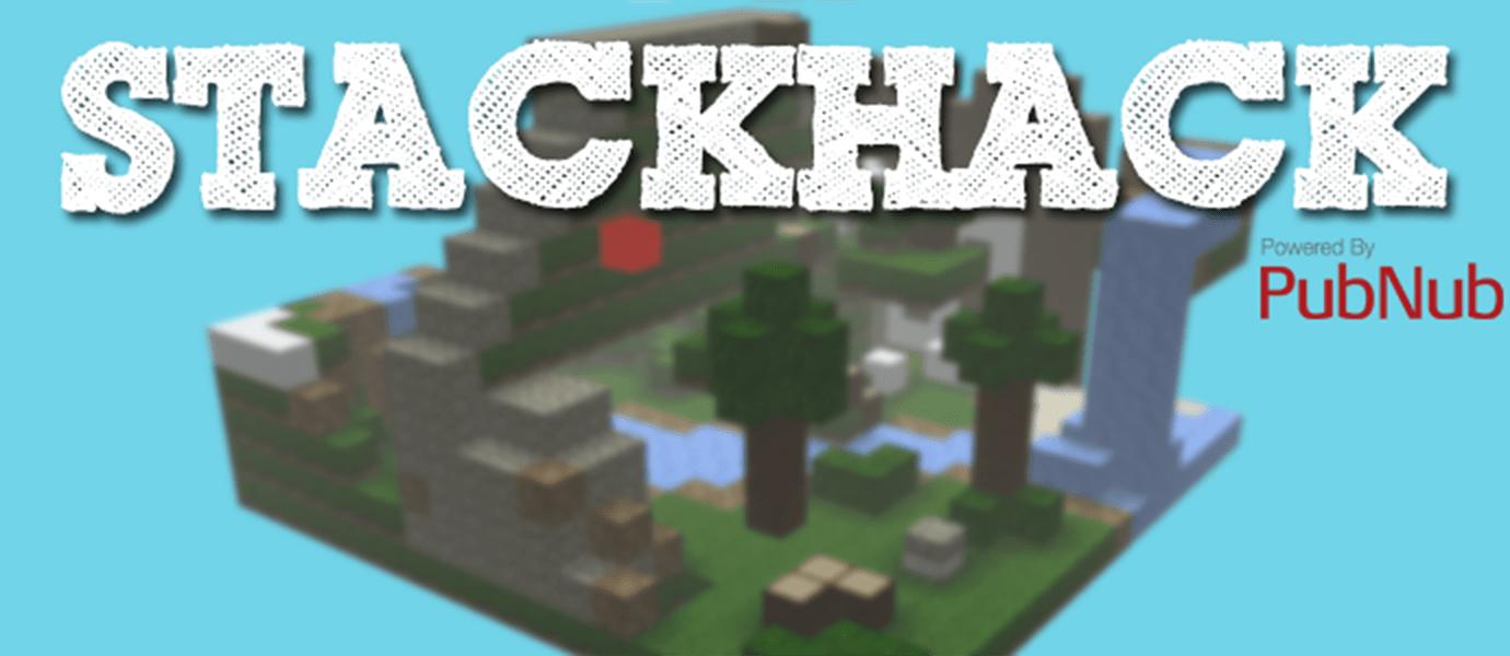 Making Interactive WebGL Applications: StackHack 2.0