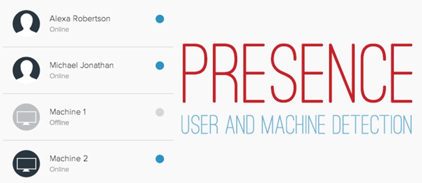 Presence Update: 3 New Features