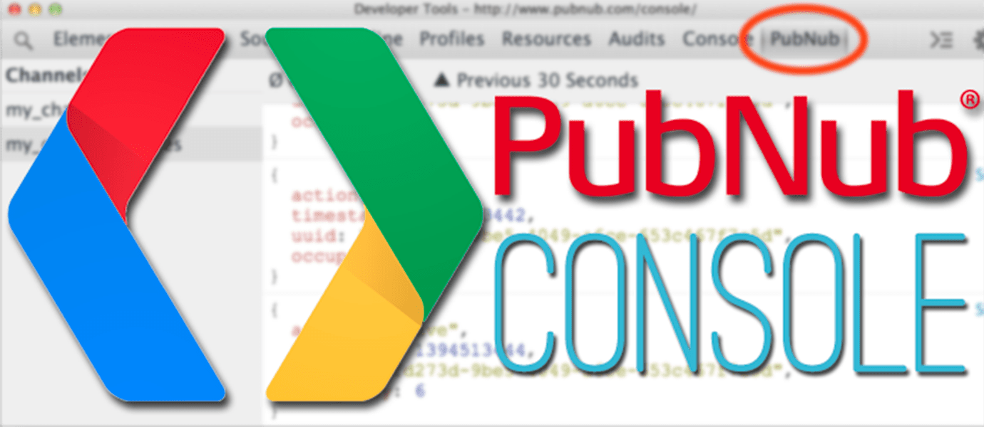 Announcing the PubNub Console for Google Chrome