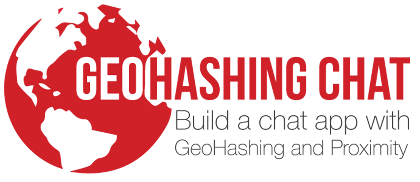 Geohashing Chat by User Proximity Tutorial