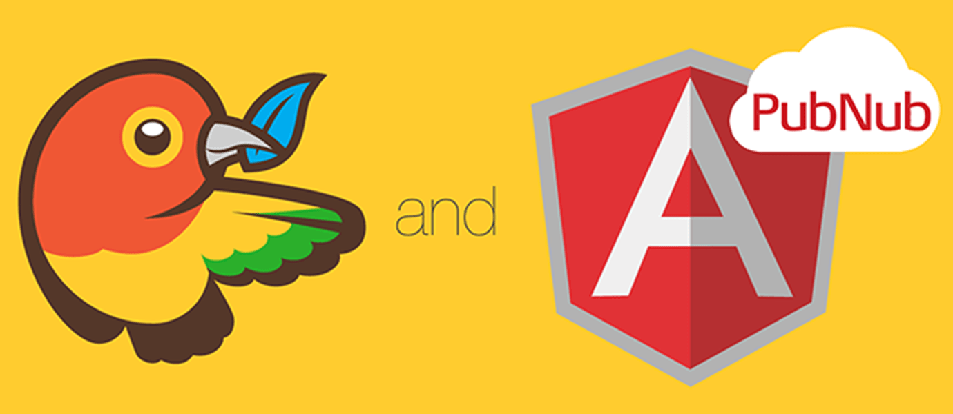Bower Power! AngularJS Now PubNub-Enabled