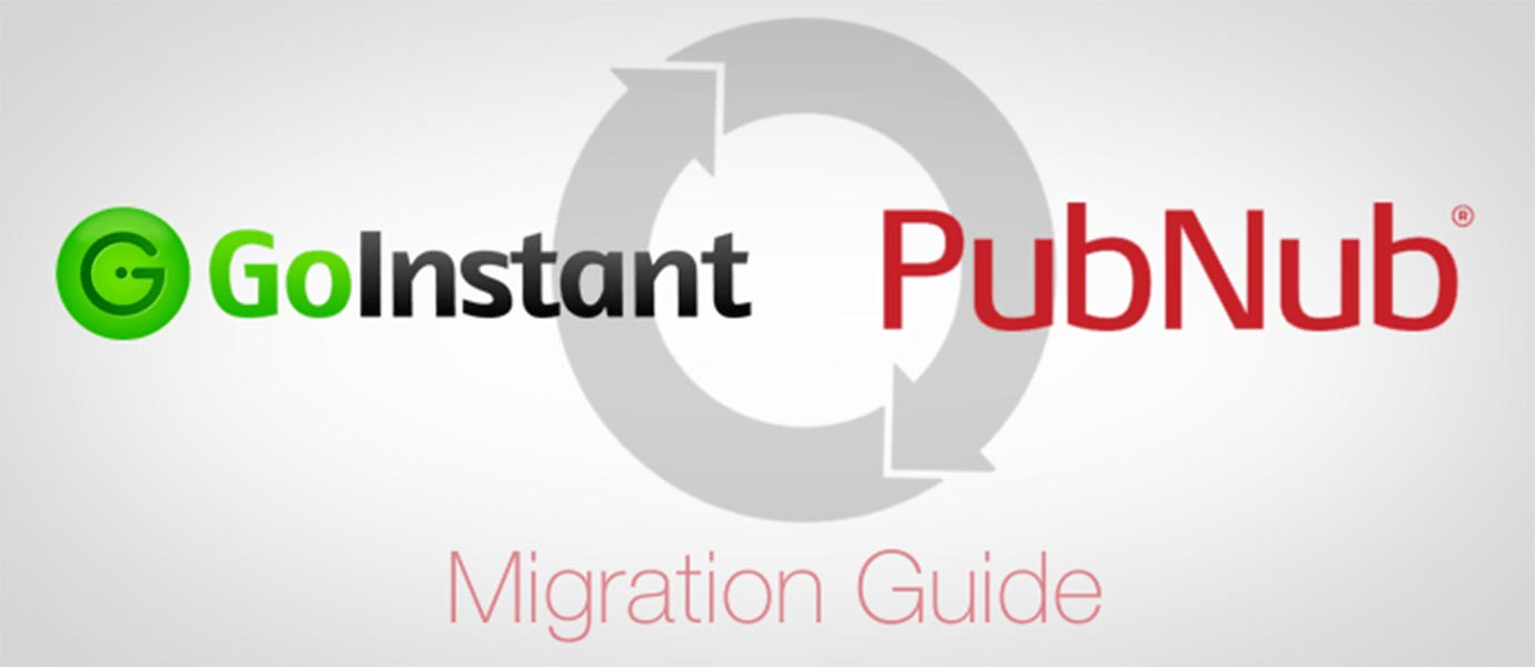 GoInstant-to-PubNub Conceptual Translation Guide for Migrating Developers