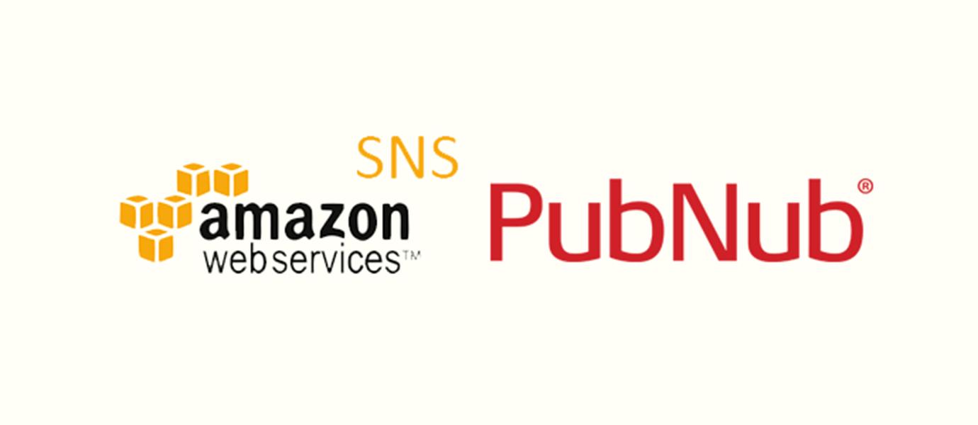 Amazon SNS vs PubNub: Differences for Pub/Sub