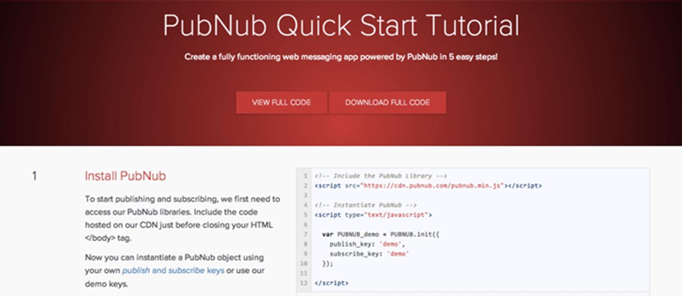 Web Messaging API in 5 Steps: Quick Start Tutorial