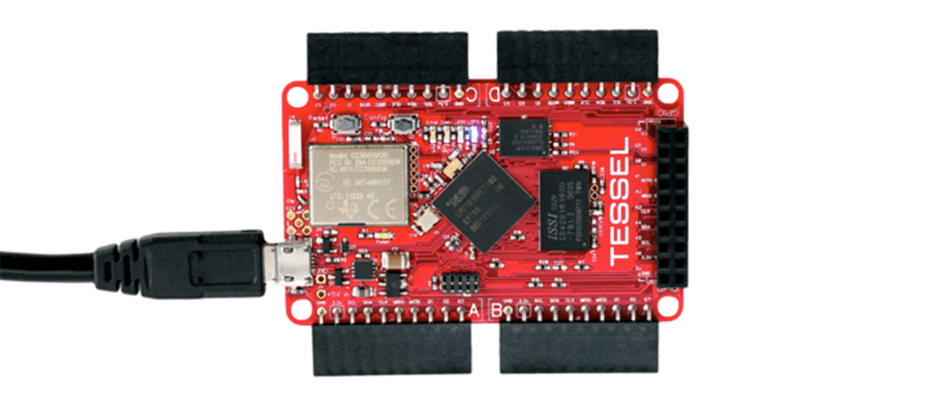 Tessel + PubNub Power the Internet of Things in 4 Lines of JavaScript