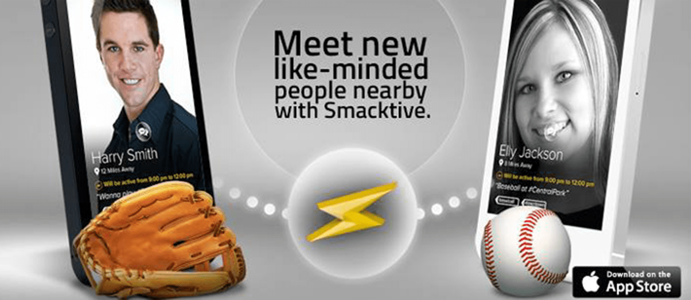 Smacktive Creates Social Discovery Android and iOS Chat