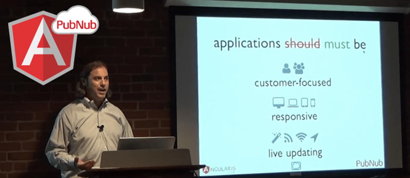 Zero to AngularJS in 60 Seconds: Angular Made Easy