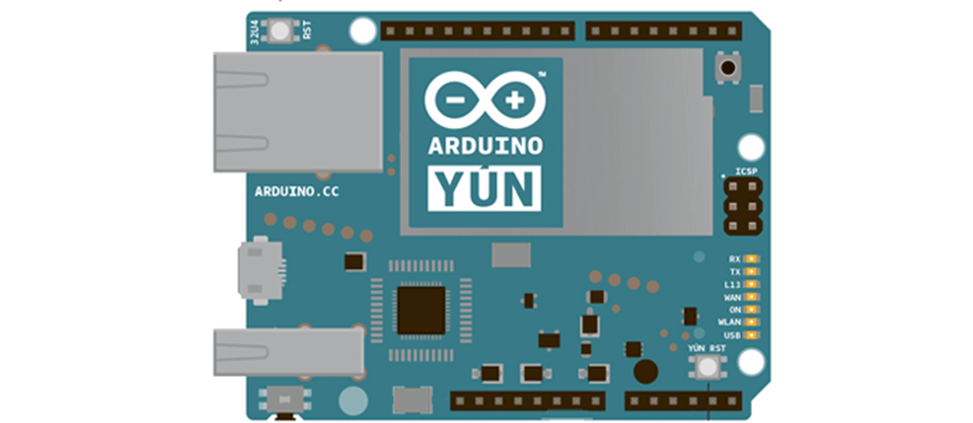 Stream Data, Signal, and Trigger Actions with Arduino Yún