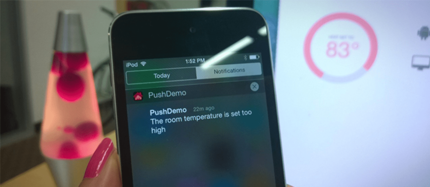 Sending iOS Push Notifications via APNS in JavaScript